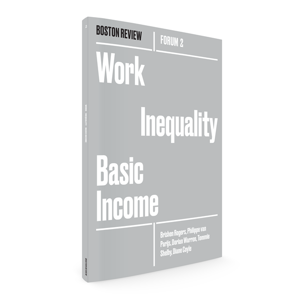 Work Inequality Basic Income<br><span style=font-weight:400>(Spring 2017)</span>
