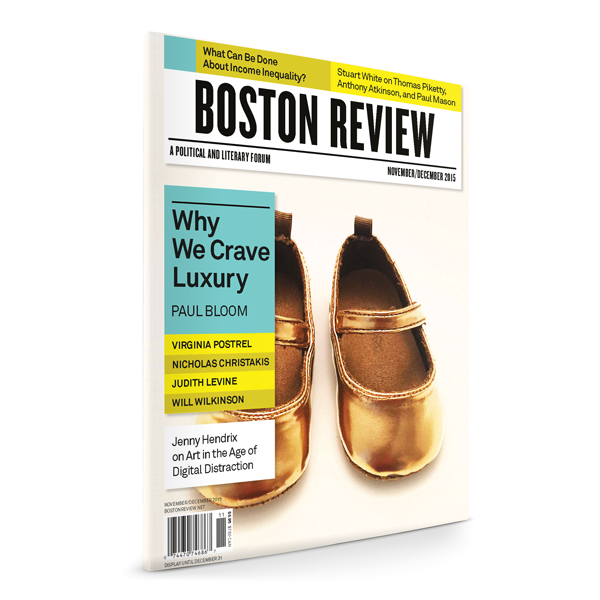 The Lure of Luxury (November/December 2015)