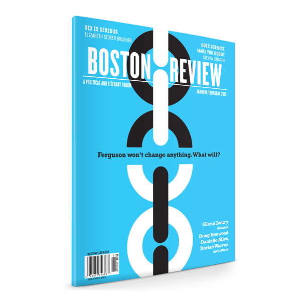 Ferguson Wont Change Anything What Will Boston Review