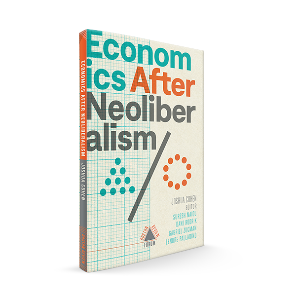 Economics After Neoliberalism<br><span style=font-weight:400>(Summer 2019)</span>